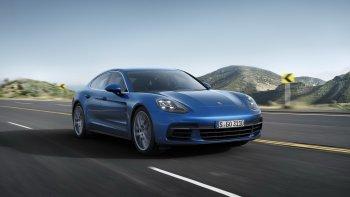Porsche Panamera 2017: hiệu suất cao và sang trọng