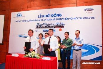 Ford Việt Nam dạy miễn phí lái xe cho hàng nghìn sinh viên và tài xế chuyên nghiệp