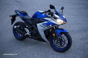 Yamaha Việt Nam triệu hồi 720 chiếc YZF-R3 về sửa lỗi