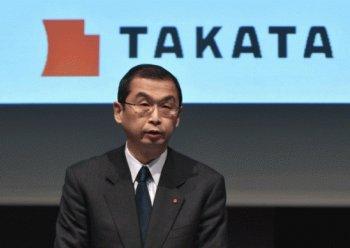 CEO Takata sắp từ chức