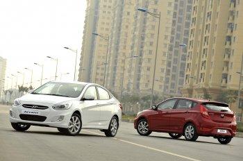 Xe Hyundai được đánh giá cao về chất lượng ban đầu