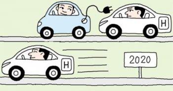 Hyundai lưỡng lự giữa xe điện và xe chạy pin nhiên liệu