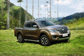 Bán tải Renault Alaskan trình làng, giá từ 30.500 USD
