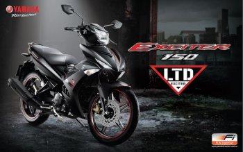 Yamaha chính thức bán ra Exciter 150 Matte Black