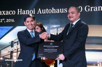 Haxaco Hà Nội chính thức được bán xe mới của Mercedes-Benz
