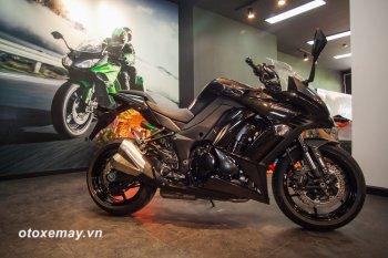 Hình ảnh chi tiết Kawasaki Z1000SX tại Hà Nội