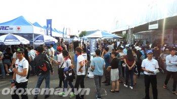 Y-Motor Sport mở màn chuỗi lễ hội 2016 của Yamaha Việt Nam
