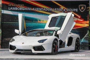 Siêu xe Lamborghini bán chạy chưa từng thấy