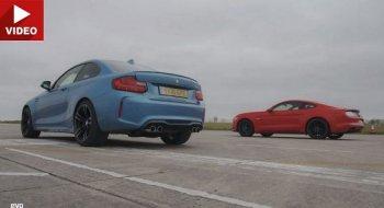 BMW M2 Coupe đọ sức cùng Ford Mustang V8