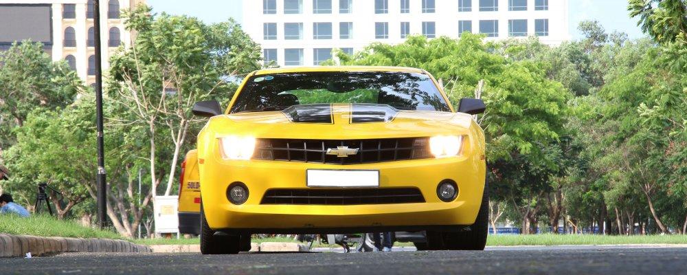 Chevrolet Camaro LT cũ nhưng ngầu ở Sài Gòn