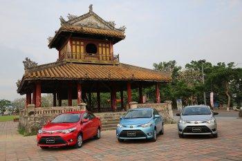 6 tháng đầu năm Toyota Việt Nam bán tốt cả xe nội lẫn xe nhập