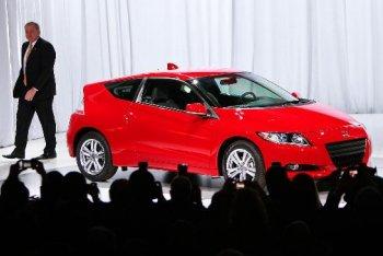 Honda CR-Z hybrid bị khai tử vì ế ẩm