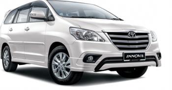 Doanh số bán xe Toyota Innova tại Việt Nam tụt dốc không phanh