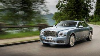 Bentley tính chuyện sản xuất xe điện siêu sang đầu tiên