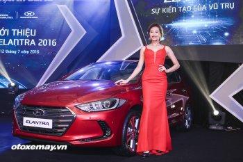 Hyundai Elantra 2016 lấy gì để đấu lại Altis, Mazda3 và Cruze?