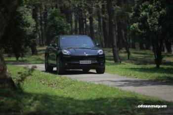 Ưu đãi gói phụ kiện chính hãng cho Porsche Macan