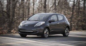Xe điện Nissan Leaf đời mới dính lỗi túi khí