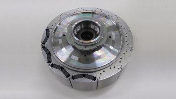 """Honda tạo bước """"đột phá"""" trong sản xuất động cơ điện"""