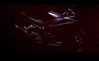 Honda CBR250RR bắt đầu lộ diện phiên bản thật