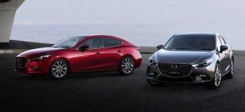 Mazda3 2017 đã chính thức lộ diện