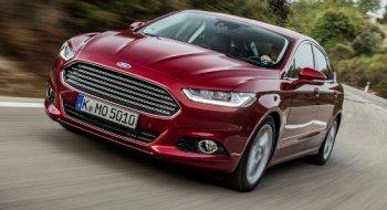 Xe Ford tiết kiệm nhiên liệu hơn với động cơ diesel 2.0 mới