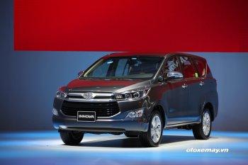 Toyota Innova 2016 được bán với giá cao nhất - 995 triệu đồng