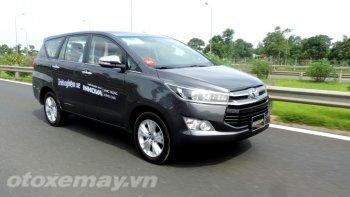 Đánh giá nhanh Toyota Innova 2016