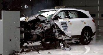 Kia Sorento 2017 đạt chuẩn an toàn cao nhất