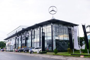 Haxaco ra mắt showroom Mercedes-Benz phong cách mới tại Sài Gòn