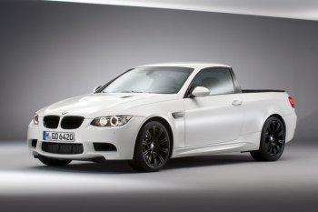 BMW có thể vẫn nhắm đến xe bán tải