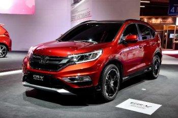 Honda CR-V là mẫu SUV cỡ nhỏ thực dụng nhất