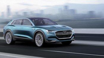 Audi muốn kết thúc thập kỷ bằng 3 mẫu xe điện mới