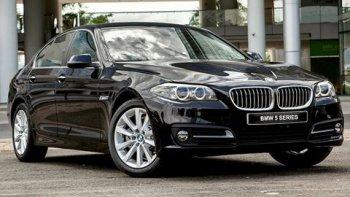 BMW kích cầu sedan Series 5