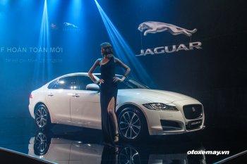 Thế hệ thứ hai Jaguar XF chính thức ra mắt tại Việt Nam
