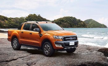 Ford đạt lợi nhuận kỷ lục nửa đầu năm 2016