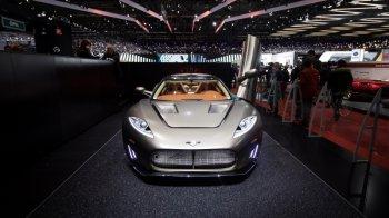 Spyker C8 Preliator: Đẳng cấp siêu xe Hà Lan