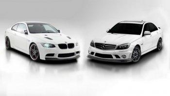 """BMW-Mercedes: Cuộc chiến của các """"quý ông"""" Đức"""