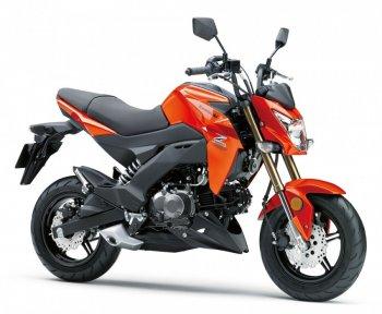 Kawasaki Z125 Pro tại Việt Nam có nguy cơ gây tai nạn