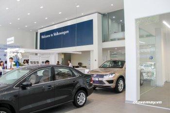 Volkswagen Việt Nam khai trương showroom thứ 2 tại Sài Gòn