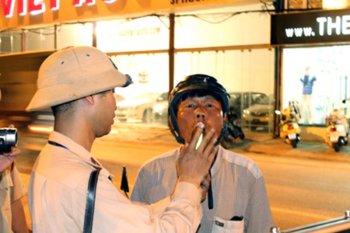 Hình thức xử phạt, thu xe, tăng cường kiểm tra giao thông được áp dụng từ ngày 1/8/2016