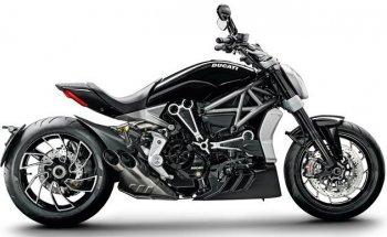 Bắt lỗi bánh sau của Ducati xDiavel S