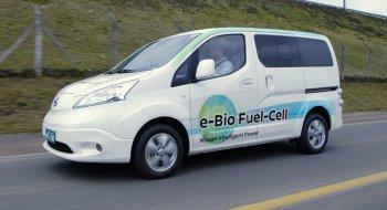 Nissan công bố xe pin nhiên liệu oxit-rắn đầu tiên trên thế giới