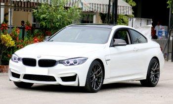 """BMW 428i """"lột xác"""" thành M4 cực ngầu của tay chơi Sài Thành"""