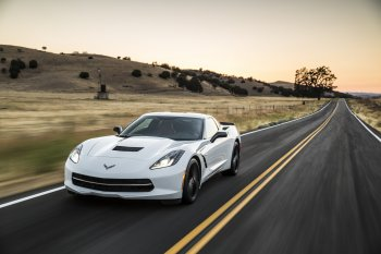 Corvette C8 có động cơ đặt giữa sẽ xuất hiện vào năm 2019