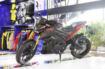 10 điểm nổi bật của nakedbike Yamaha TFX150 vừa ra mắt tại Sài Gòn
