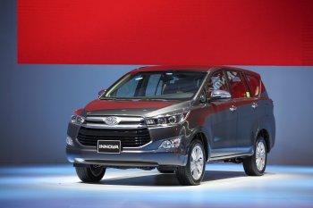 Toyota Innova 2016 bán 517 xe trong tháng 7