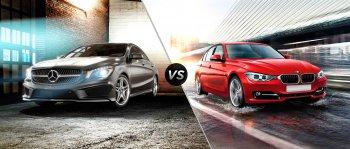 Mercedes bám đuổi BMW trong cuộc chiến xe sang