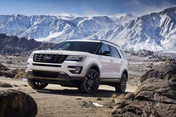 Ford Explorer Sport rất được lòng thế hệ X