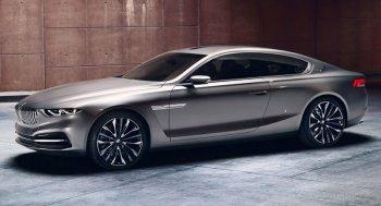 BMW tung 8-Series cạnh tranh với Mercedes S-Class