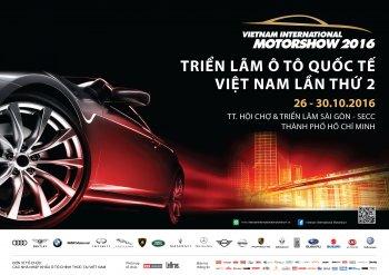 Nhiều bất ngờ chờ đợi ở Triển lãm Ô tô Quốc tế Việt Nam 2016